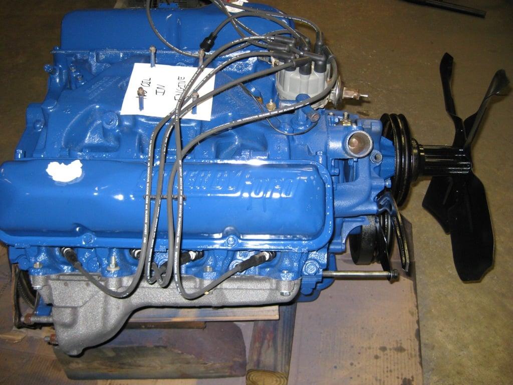 1969 Ford 360 Rebuild G L Auto Machine